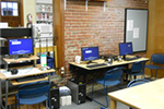 Elloree Library Computer Desks