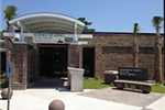 Holly Hill Library Exterior