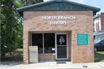 North Branch Library Building Exterior